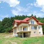 Nowy dom jednorodzinny stan surowy zamknięty Sanok – Bykowce