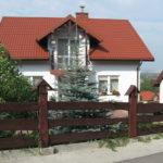 Pensjonat agroturystyczny – budynek mieszkalny w Rymanowie Zdroju