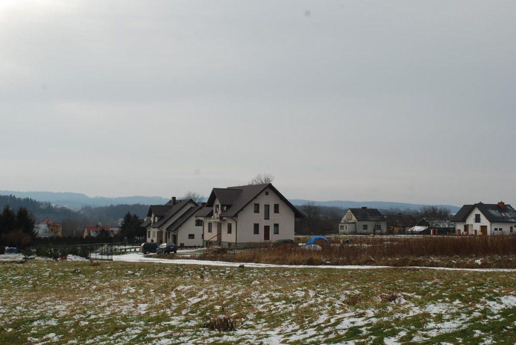 Działka budowlana Sanok Olchowce