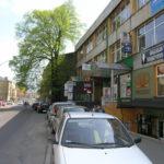 Do wynajęcia lokal użytkowy w centrum Sanoka pow. 17 m2