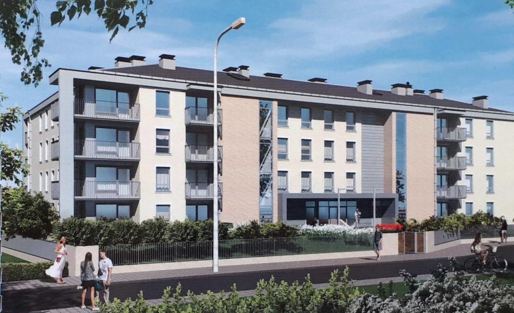 Apartamenty nad Sanem – nowe mieszkania w Sanoku, rynek pierwotny, stan deweloperski