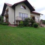 Komfortowy dom mieszkalny 5 km od Sanoka