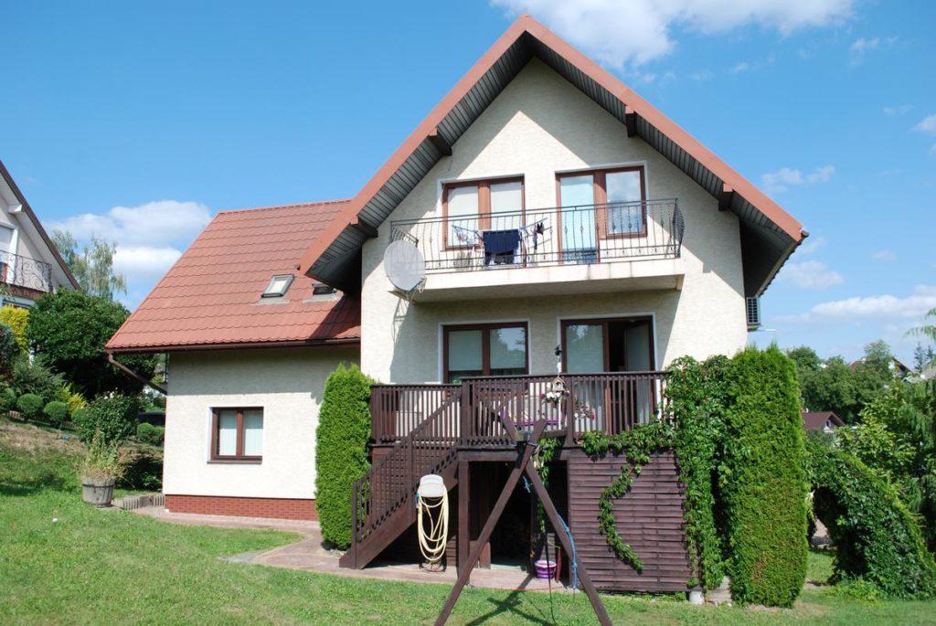 Komfortowy dom jednorodzinny, wolnostojący – Sanok Dąbrówka