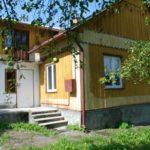 Dom drewniany Pisarowce