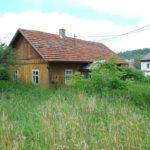 Dom drewniany mieszkalny i zabudowania gospodarcze Sanok