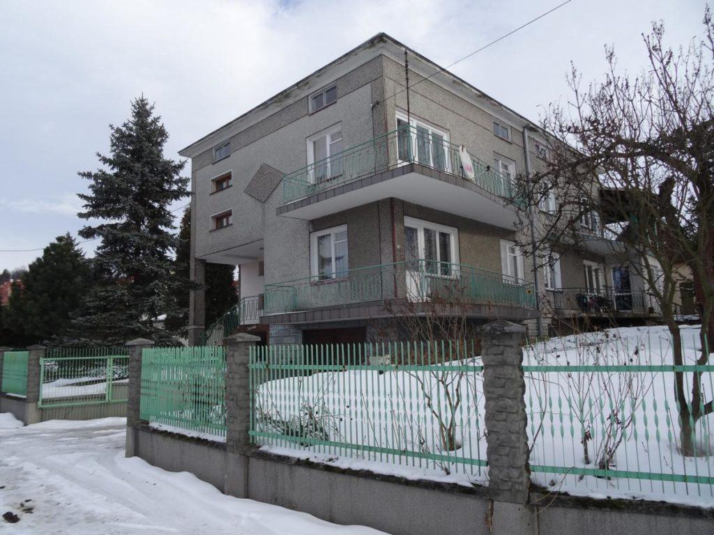 Dom jednorodzinny w zabudowie bliźniaczej Sanok Śródmieście