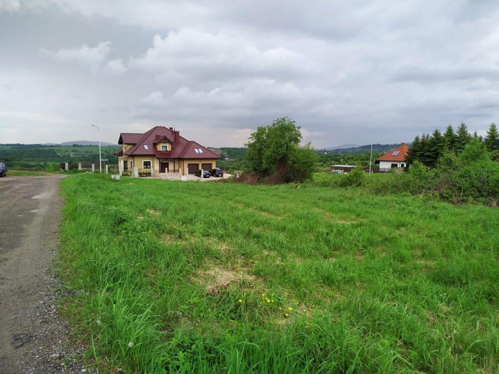Działki budowlane w Sanoku przy ul. Głowackiego