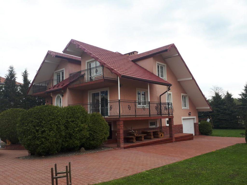 Duży dom jednorodzinny Zabłotce k/ Sanoka