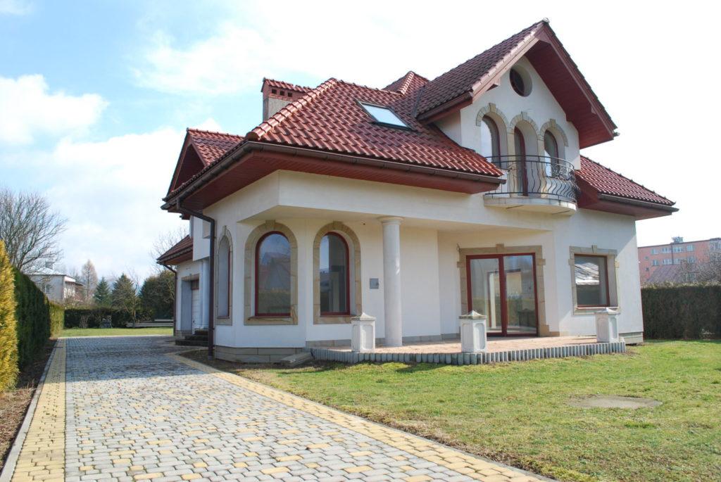 Sprzedam: Dom jednorodzinny, stan deweloperski – Sanok