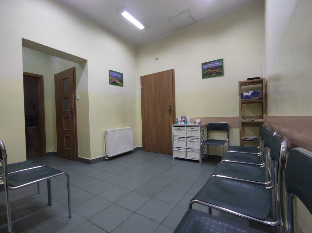 Lokal użytkowy w centrum Sanoka – gabinety, biura