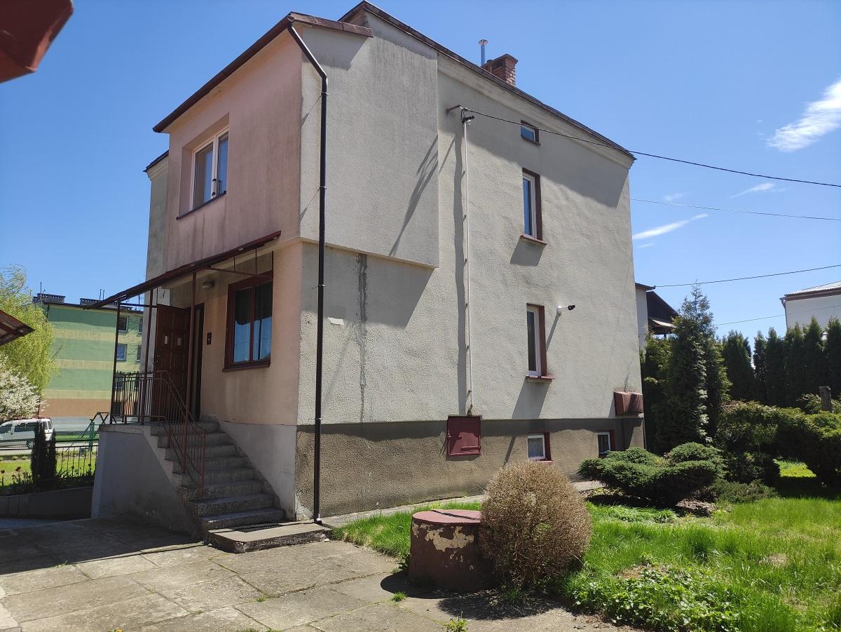 Lokal mieszkalny w budynku dwurodzinnym – Sanok