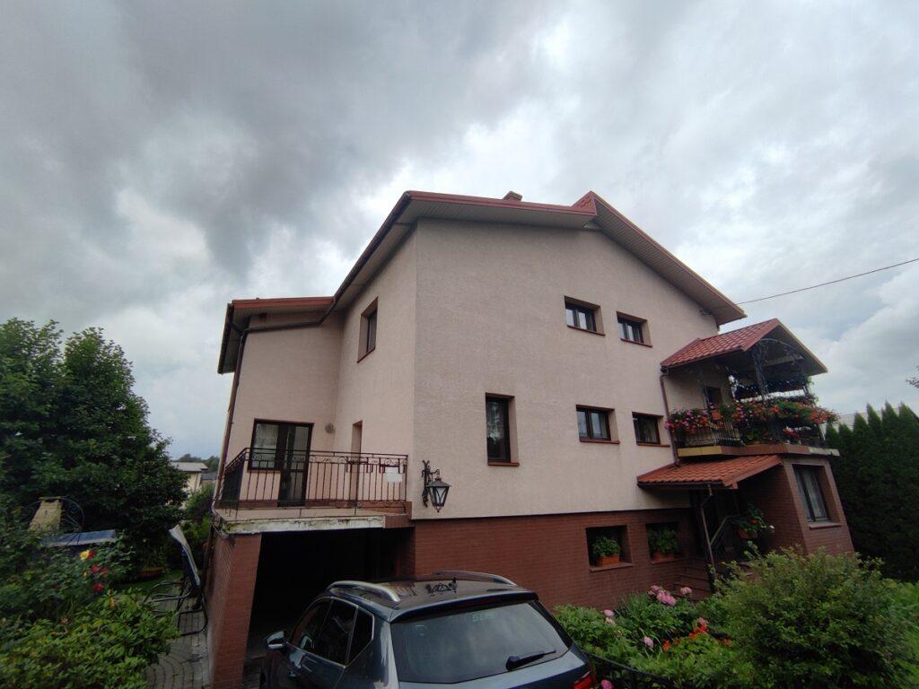 Dom dwurodzinny – Sanok, Dąbrówka