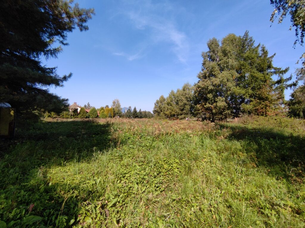 Działka Sanoczek 25 arow